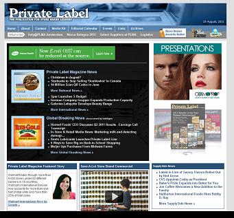 Private Label Magazine